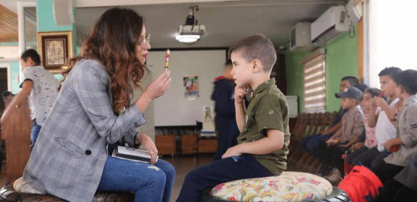 BALL Organizes Health Awareness Campaign for Children of Jerusalem