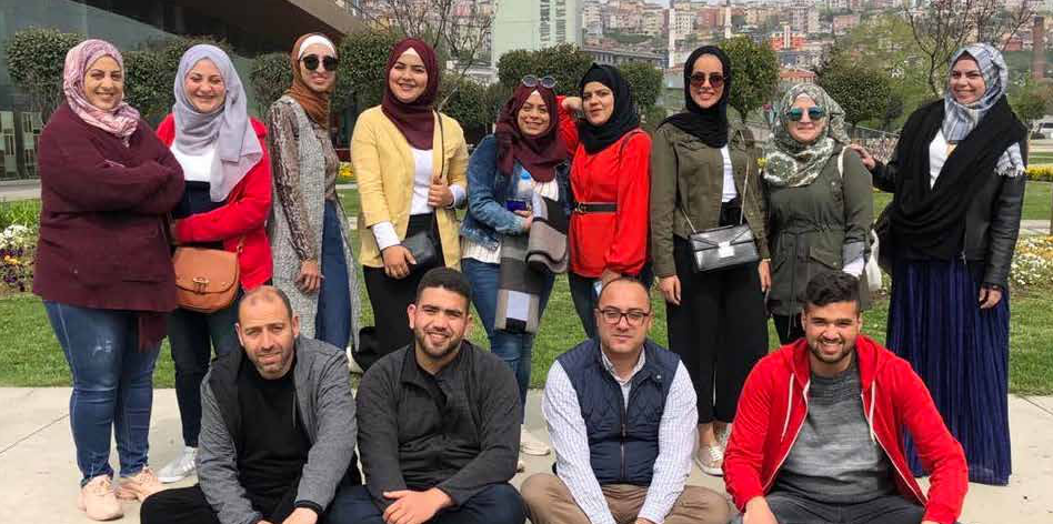 Participation of Burj Youth in Istanbul Youth Forum