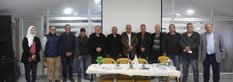 جمعية برج اللقلق تنتخب مجلسها الجديد لدورة ٢٠١٩-٢٠٢٣
