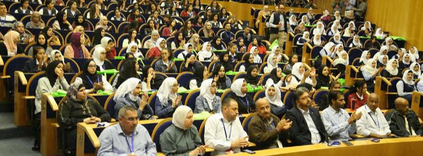 انطلاق منتدى الشبابي المقدسي الاول بمشاركة ٤٠٠ شاب وشابة مقدسيين