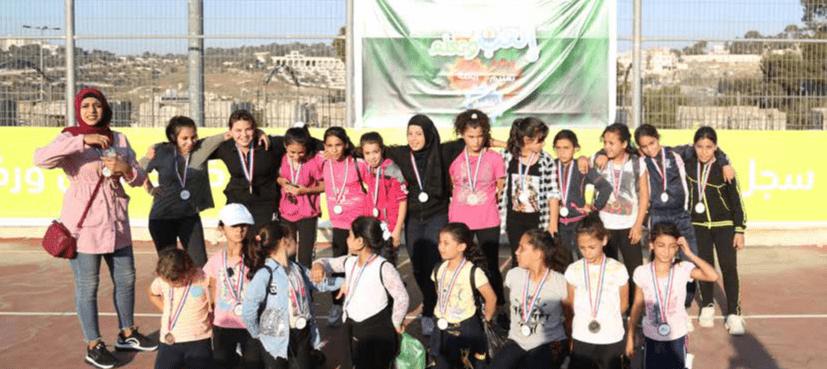 بالشراكة مع منظمة اليونيسف العالمية  جمعية برج اللقلق تنظم يوما مفتوحا الطفال مشروع العب وتعلم