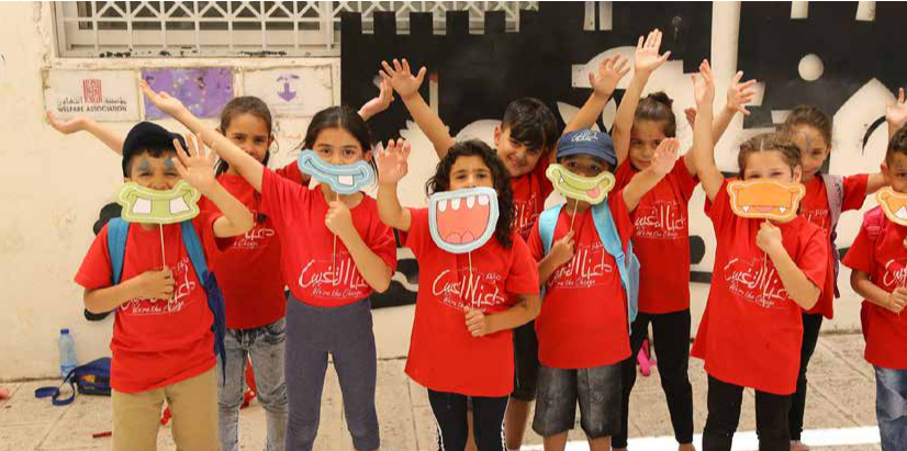 """""""We are the Change… and We Changed!"""" a special day in  Burj al-LuqLuq"""
